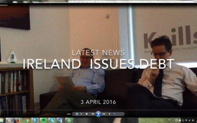 Ireland's Debt Issue